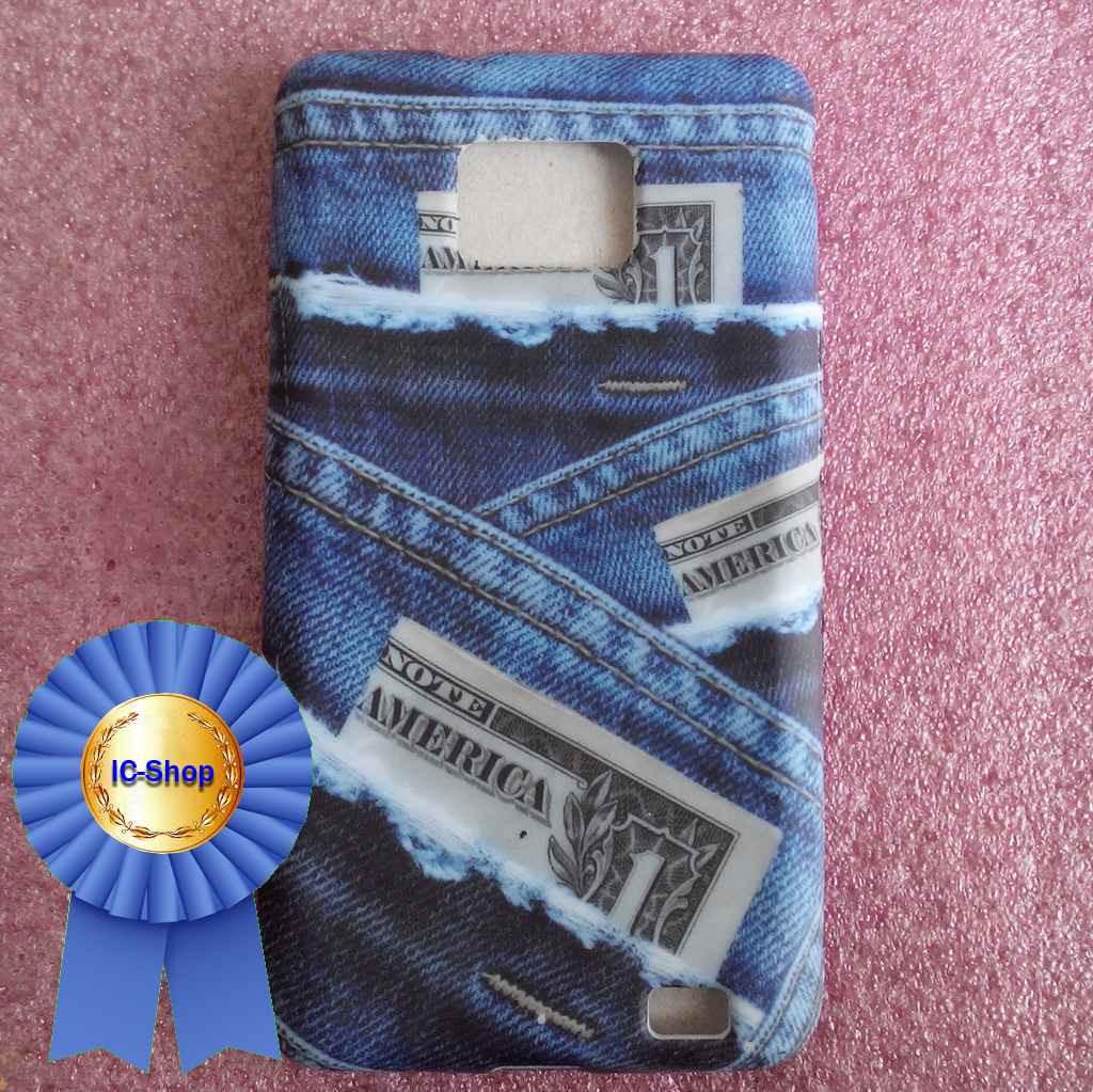 Чехол Samsung i9100 (Cиликон) #21