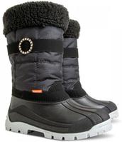 Зимние сапоги DEMAR Anette D-1301-c чёрные