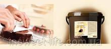 Глазур темна для шоколаду ChocO* Shine 6кг/відро