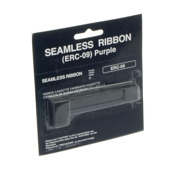 Картридж матричный WWM для EPSON ERC 09/22 Purple (E.05HP-C)