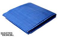 Тент Mastertool 10х12,  65г/м.кв. синий