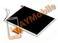 Дисплей планшета 8 inch Ampe a85 50 pins 183x141 mm (рабочий Б/У)