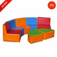 Комплект детской мебели  Уголок (Kidigo)