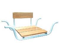 Сиденье для ванны (углубленное, со спинкой) 05-008