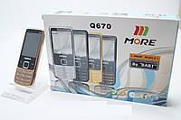 Nokia 6700 копия (More q670), мобильные телефоны, недорого, телефоны , электроника , камера