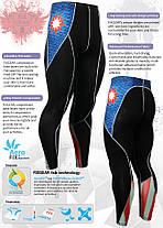 Компрессионные штаны Fixgear P2L-B37, фото 3