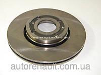 Передний тормозной диск (258x22) на Рено Лоджи 2012-> (без ESP) KAMOKA (Польша) 103111