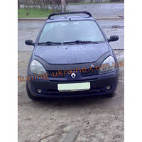 Дефлектор капота Vip Tuning на Renault Clio Symbol с 2001-2008 г.в