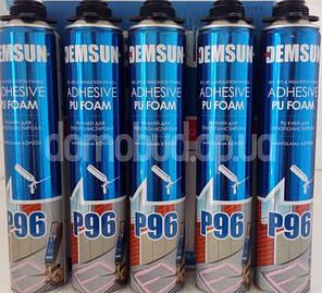 Пена клей для пенопласта и полистирола DEMSUN P96 800мл, фото 2