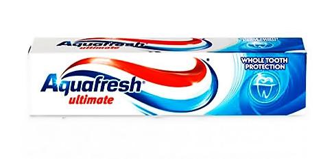 Зубна паста Aquafresh Ultimate