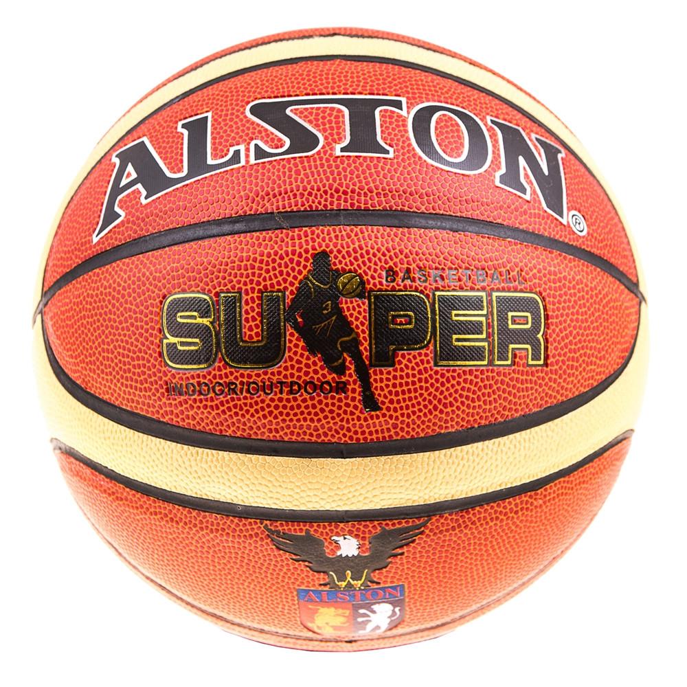 Мяч баскетбольный SuperWinner  PVC SW-5(25569-10)