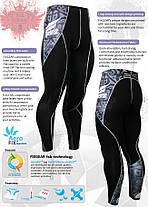 Компресійні штани Fixgear P2L-B43, фото 3