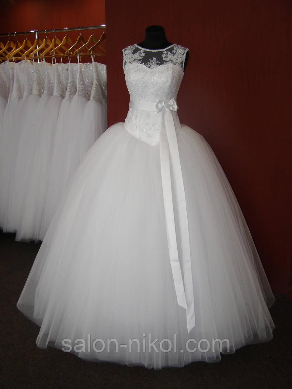 Свадебное платье 15-62