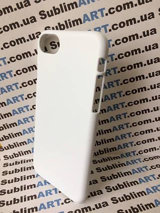 Чехол для 3D сублимационной печати на Iphone 7/8 матовый, фото 2
