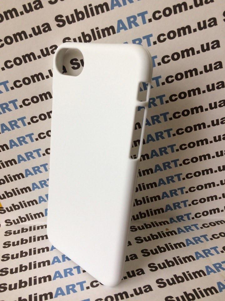 Чехол для 3D сублимационной печати на Iphone 7/8 матовый
