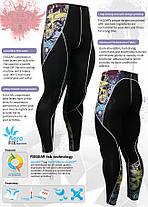 Компресійні штани Fixgear P2L-B44, фото 3