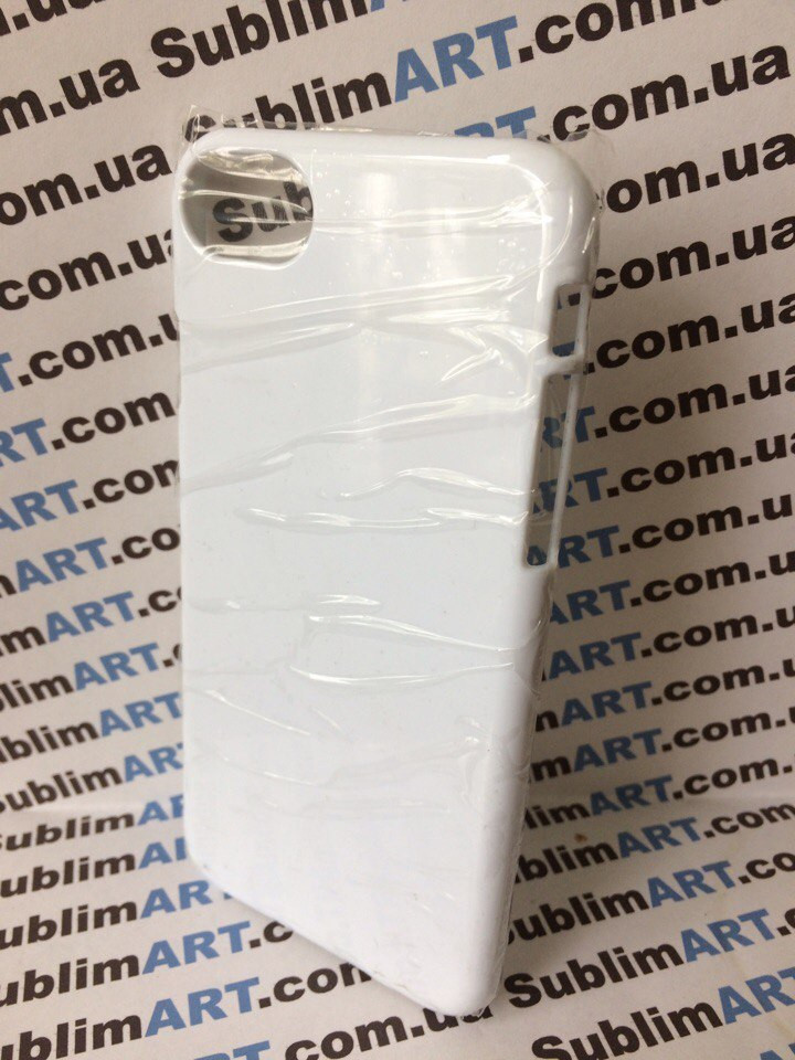 Чехол для 3D сублимационной печати на Iphone 7/8 глянцевый