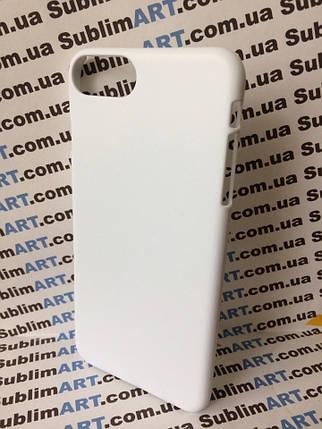 Чехол для 3D сублимационной печати на Iphone 7/8 Plus матовый, фото 2
