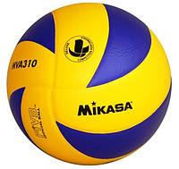 Мяч волейбол PVC MIK VB-5930 MVA-330 2018 (PVC, №5, 3 слоя. клееный)