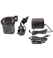 Электрический насос для надувания Intex 66632 ( 220-240 V, 12V, 450 л/мин)