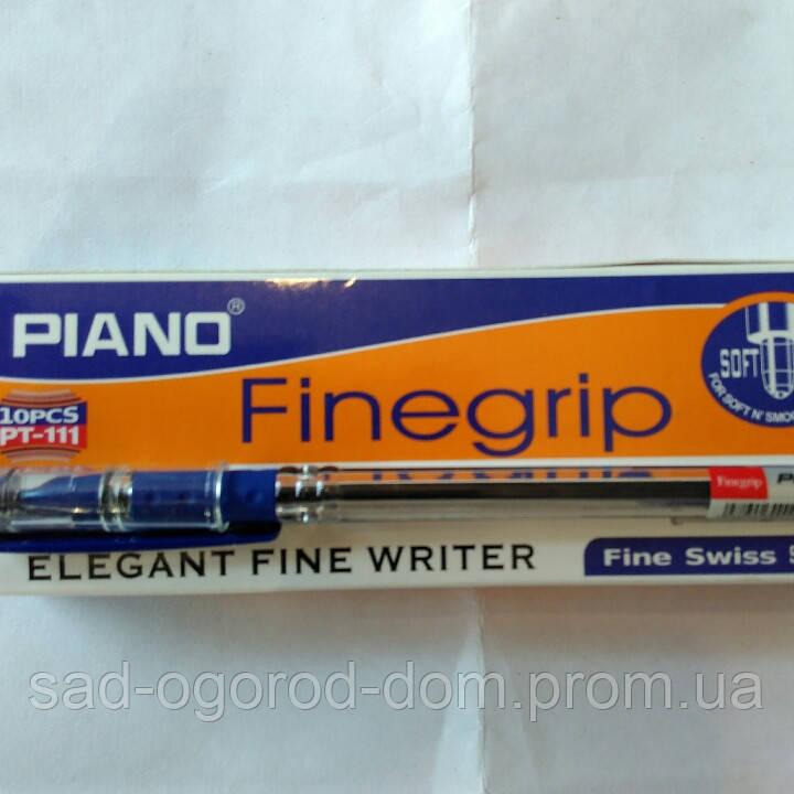 Ручка шариковая PIANO 0,7мм, 10шт.
