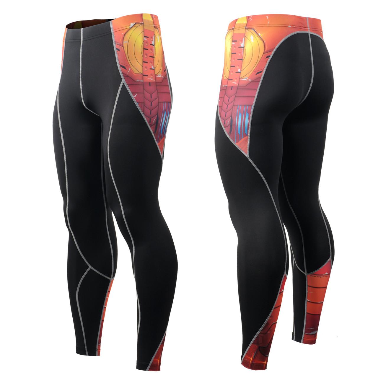 Компрессионные штаны Fixgear P2L-B8