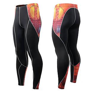 Компрессионные штаны Fixgear P2L-B8, фото 2