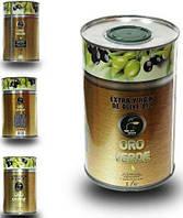 Оливковое масло Oro Verde Extra, Испания