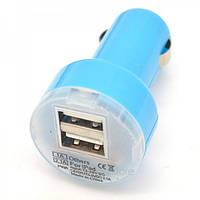 Автомобильное зарядное устройство с двумя USB выходами