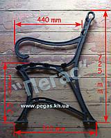 Ножки к лавке (скамейке) чугунное литье, фото 1