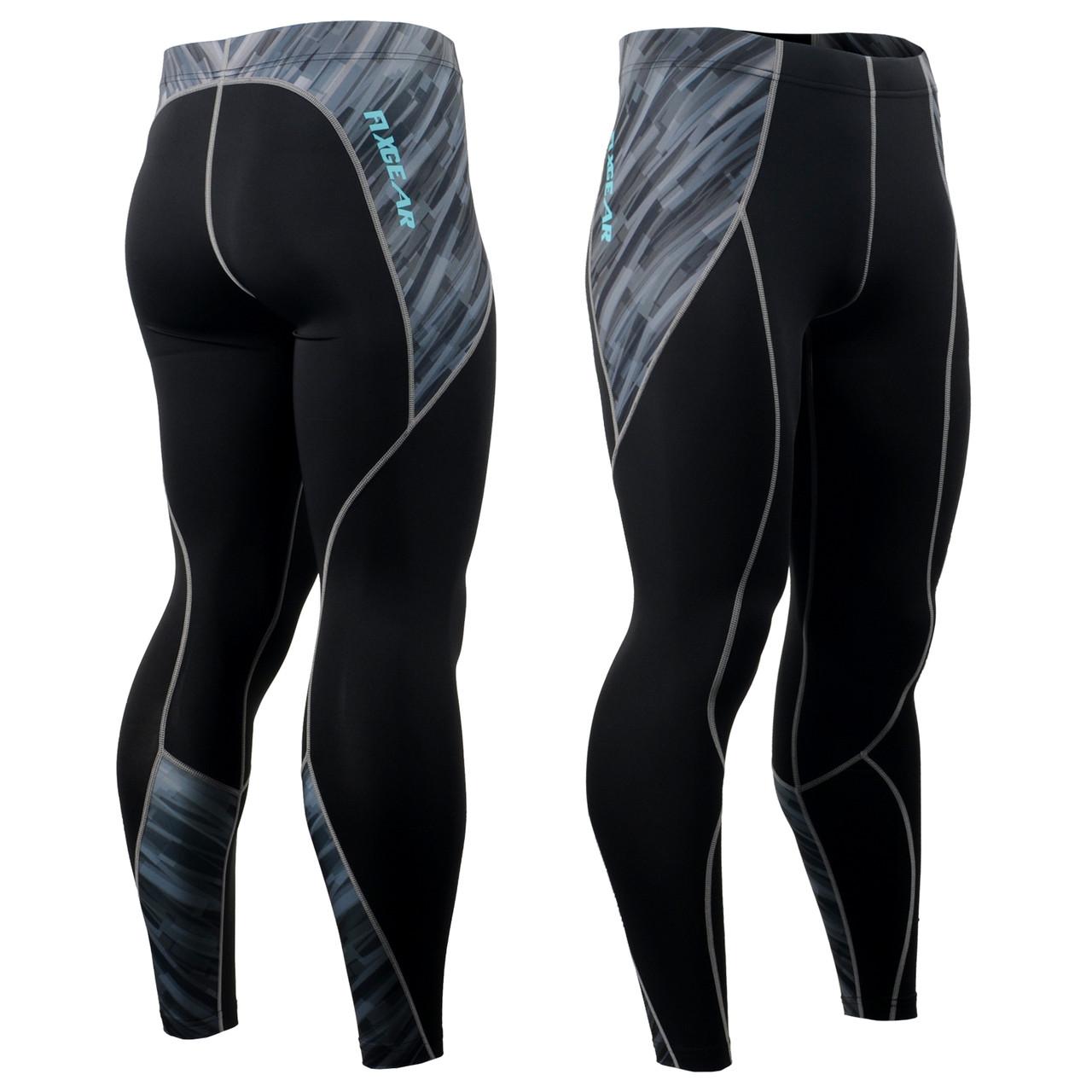 Компрессионные штаны Fixgear P2L-B67