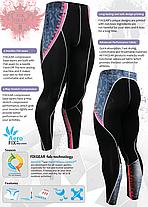 Компрессионные штаны Fixgear P2L-G6, фото 3