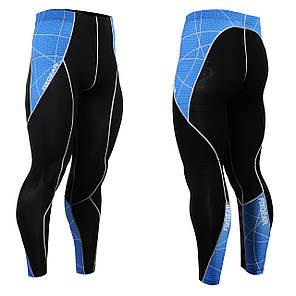 Компресійні штани Fixgear P2L-B70B, фото 2