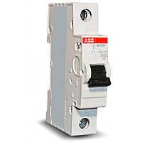 Автоматический выключатель ABB SH 201 1Р 6A C