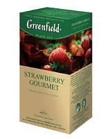 Чай Гринфилд Strawberry Gourmet