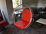 """Підвісне крісло-шар """"Бульбашка"""", дизайн BUBBLE CHAIR, фото 6"""