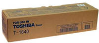 Тонер Toshiba T-1640E, 163/165/166/167/203/205/206/207/237, туба, 675 г, BASF