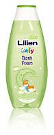 Детская пена для ванны Lilien Baby, 400мл Зеленое яблоко