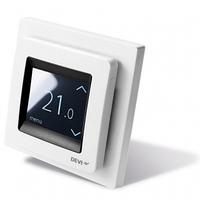 Терморегулятор DEVIreg Touch с управлением через Wi-Fi 140F1064 - белый
