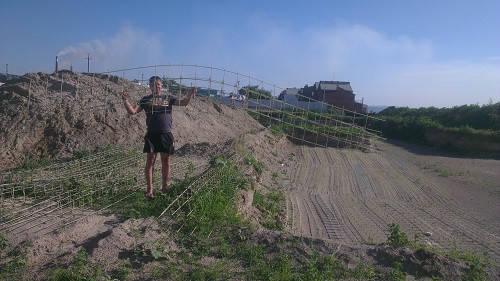 Строительство котеджного поселка на Азовском море 2