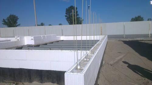 Строительство котеджного поселка на Азовском море