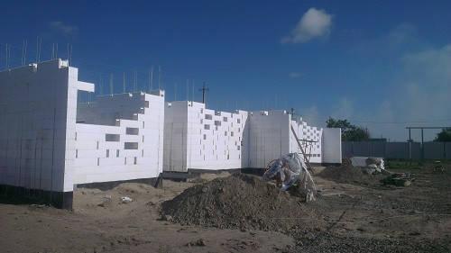 Строительство котеджного поселка на Азовском море 10