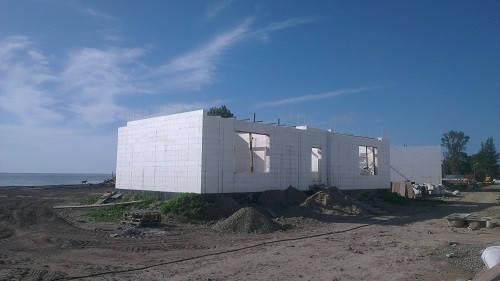 Строительство котеджного поселка на Азовском море 11
