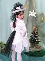 Прокат детского карнавального костюма - белая лошадка