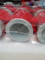Термо бигуди с заколкой краб, большие, (38 мм)