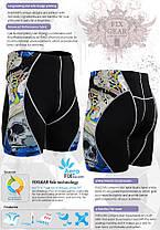 Компрессионные шорты Fixgear P2S-B19B, фото 3