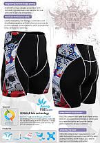 Компрессионные шорты Fixgear P2S-B19R, фото 3
