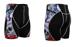 Компрессионные шорты Fixgear P2S-B19R, фото 2