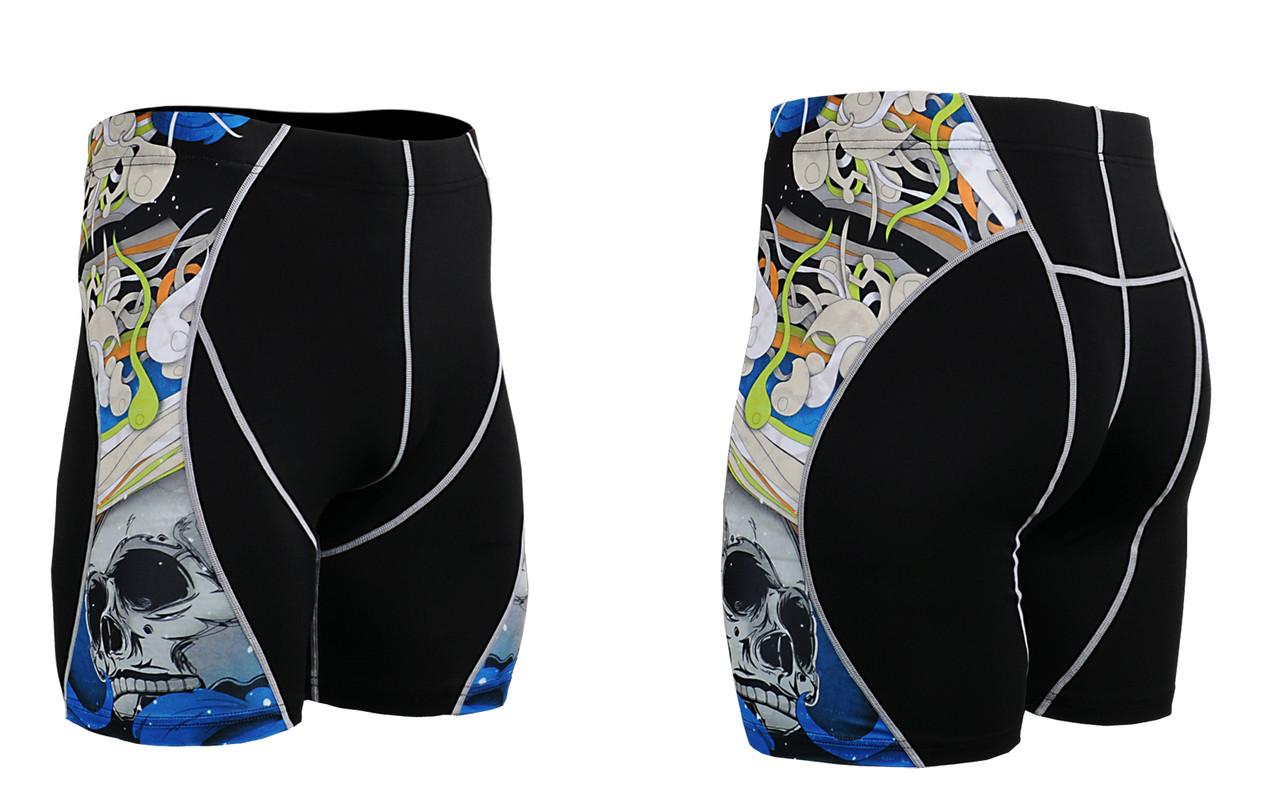 Компрессионные шорты Fixgear P2S-B19B