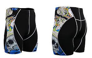 Компрессионные шорты Fixgear P2S-B19B, фото 2